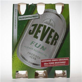 Flaschen-Sixpack (Fun - 01)