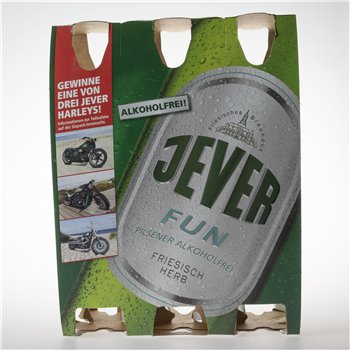 Flaschen-Sixpack (Fun - 02)