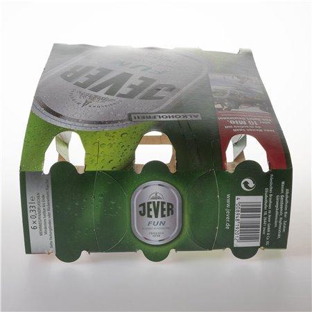 Flaschen-Sixpack (Fun - 03)