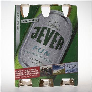 Flaschen-Sixpack (Fun - 07)