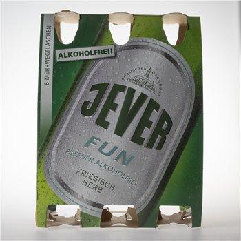 Flaschen-Sixpack (Fun - 08)