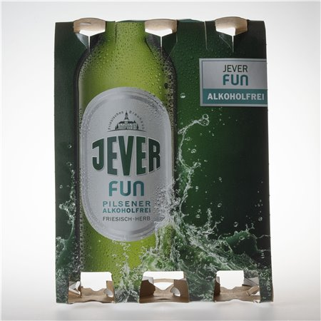 Flaschen-Sixpack (Fun - 10)