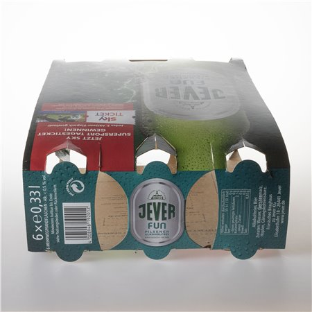 Flaschen-Sixpack (Fun - 12)