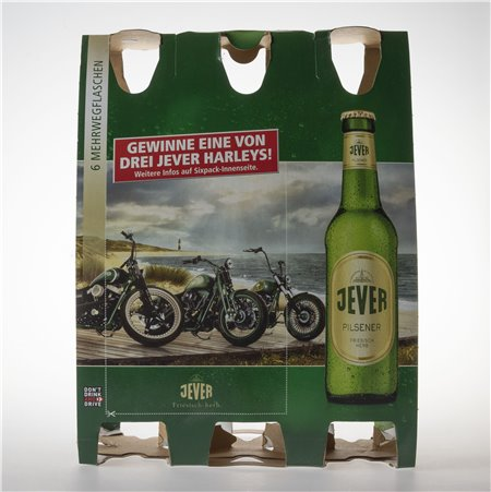 Flaschen-Sixpack (Pilsener - 01)