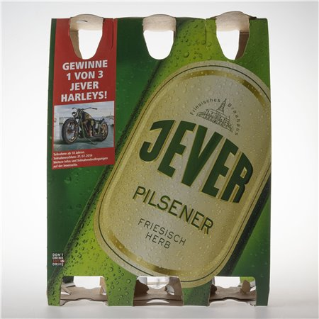 Flaschen-Sixpack (Pilsener - 02)