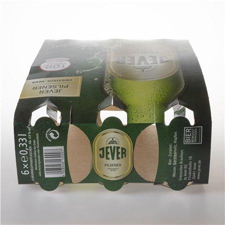 Flaschen-Sixpack (Pilsener - 04)