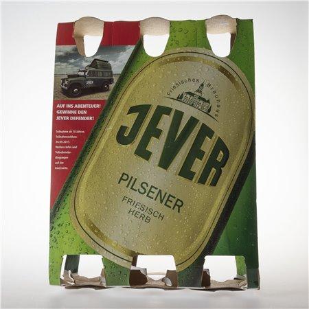 Flaschen-Sixpack (Pilsener - 05)