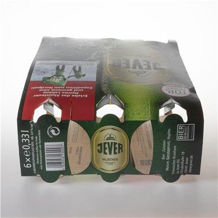 Flaschen-Sixpack (Pilsener - 06)