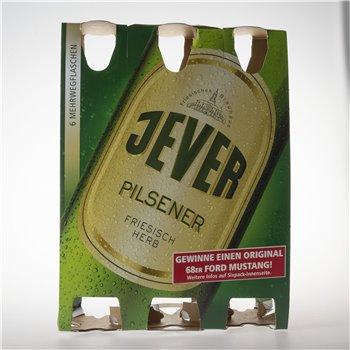 Flaschen-Sixpack (Pilsener - 08)