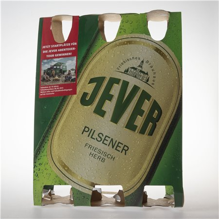 Flaschen-Sixpack (Pilsener - 09)