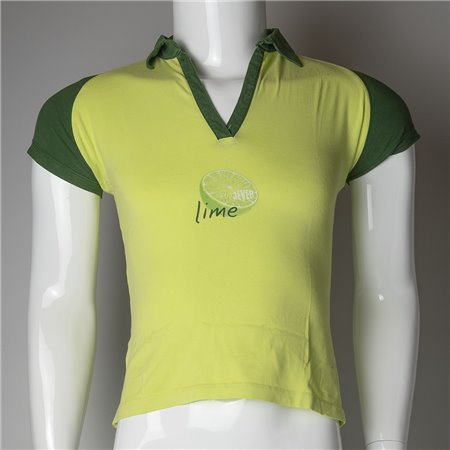 T-Shirt (Lime - 01)