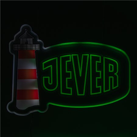 Leuchtreklame (Leuchtturm)