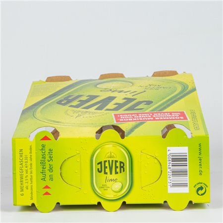 Flaschen-Sixpack (Lime - 02)