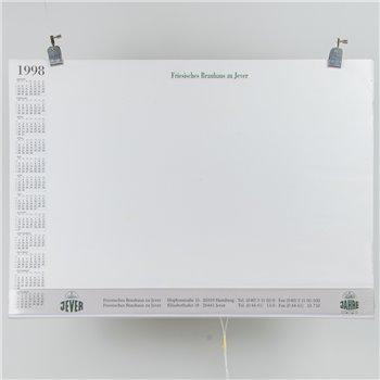 Schreibtischunterlage (Dachmarke - 01)