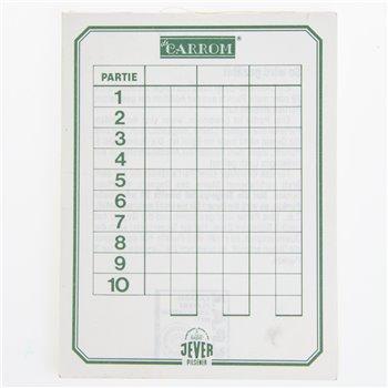 Carrom-Spiel (Pilsener - 01)
