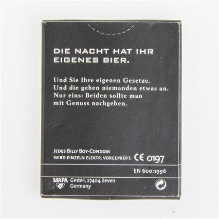 Kondom (Dark - 01)